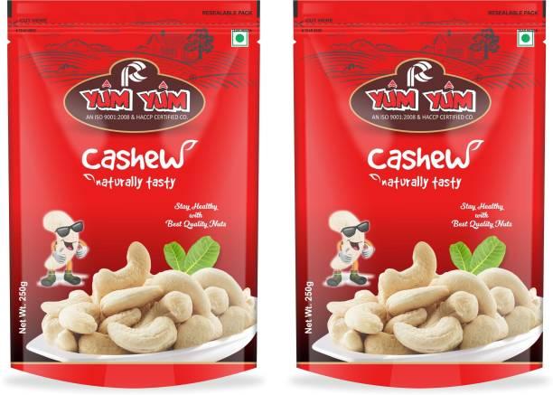 YUM YUM Special Cashew Nuts (Kaju) W320 Cashews