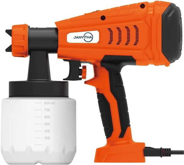 Janvitha JPS550B Electric Paint Spray Gun Elite 550W HVLP Sprayer