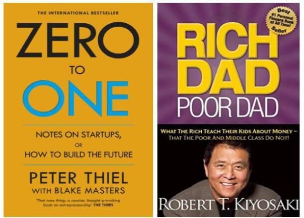 Rich Dad Poor Dad & Zero To One
