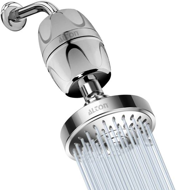 Alton Filter Shower Set For Hard Water - Reduces Hair Fall, Protects Skin & Prevents Limescale - with Hard Water Protection, Removes Chlorine and Harmful Substances, Shower Head