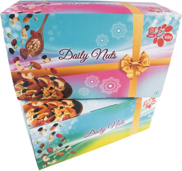 gevalley Daily Nuts Pocket Nuts 30 Individual Servings Gift Pack