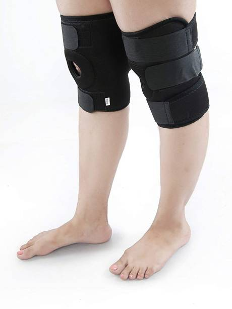KK CRAFT Konex Knee Brace Support for Joint Pain Relief Women and Men- Universal_Pack of_2 Knee Support