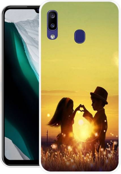 BAILAN Back Cover for Samsung Galaxy M10S