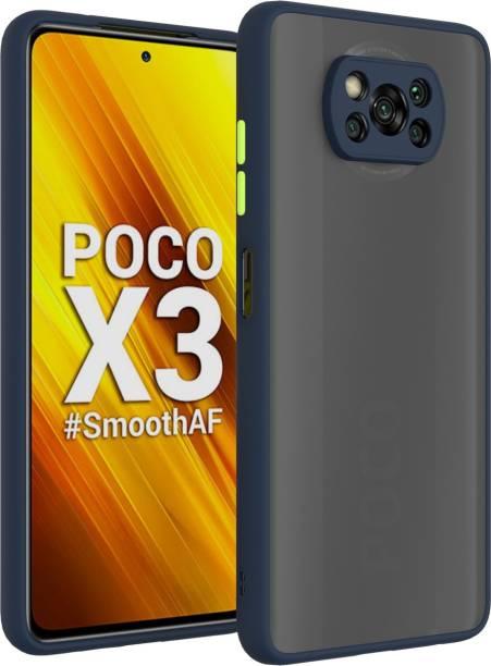 Aspir Back Cover for Poco X3