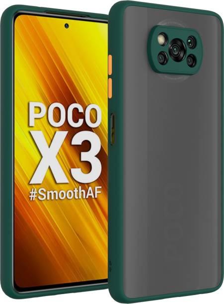 SAPCASE Back Cover for Poco X3