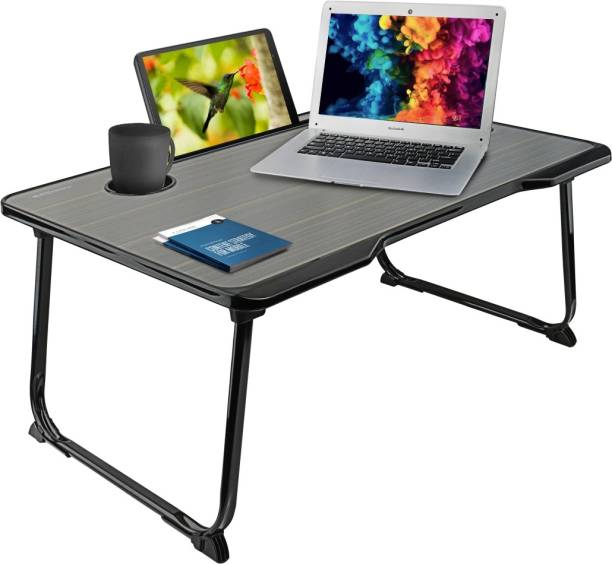 Portronics Wood Portable Laptop Table