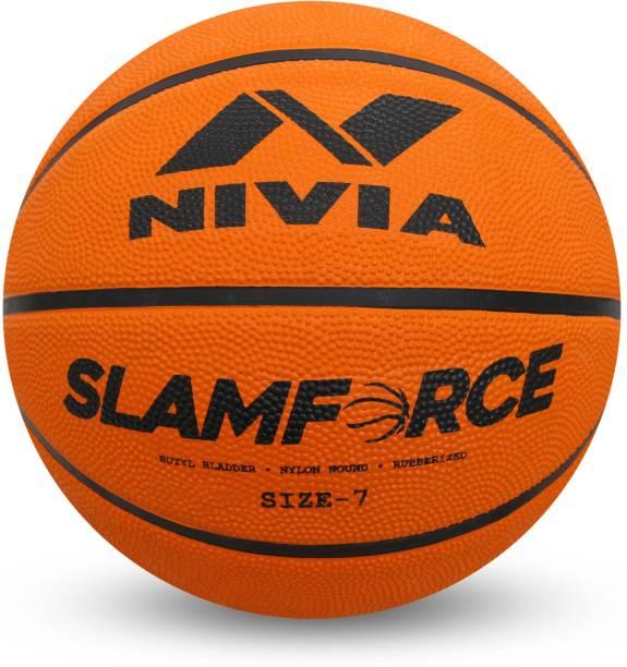 NIVIA SLAMFORCE Basketball - Size: 7