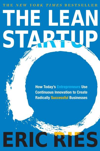 The Lean Startup(English ,Paperback,Ries Eric).