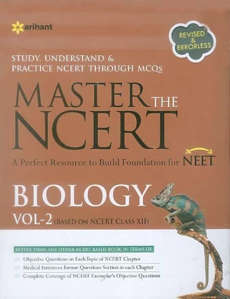 Master the Ncert - Biology
