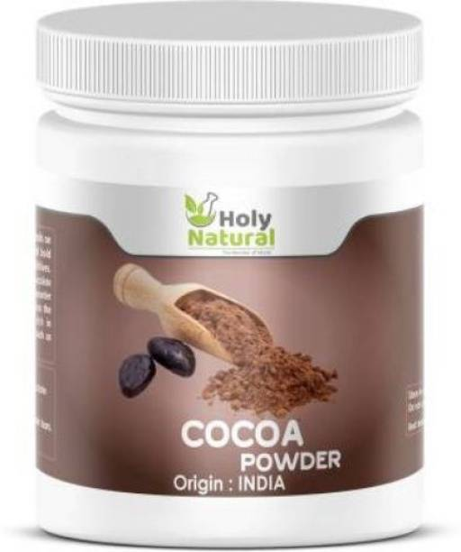 Holy Natural Cocoa Powder Unsweetened (100 g)