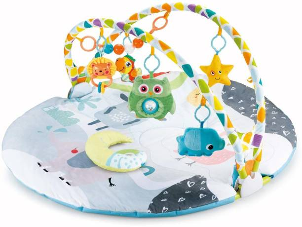 R for Rabbit First Play Jumbo Play Gym with Cozy matt