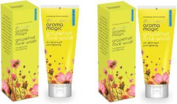 Aroma Magic Grape Fruit  (100 ml), Pack of 2 ) Face Wash