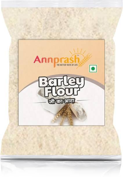 ANNPRASH Premium Quality Barley Flour/ Jau Atta - 500gm