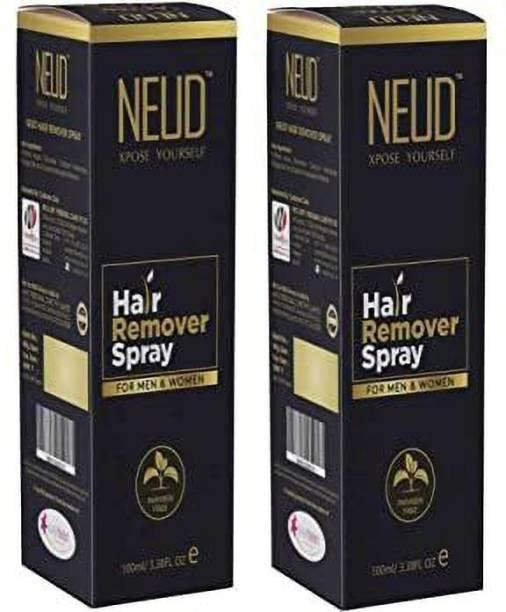 NEUD Hair Remover Spray for Men and Women Spray