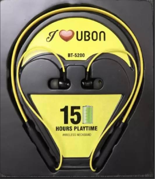 Ubon BT-5200 Bluetooth Headset