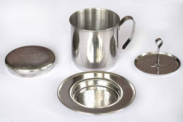 SIDAPUR 7W649MDP Indian Coffee Filter