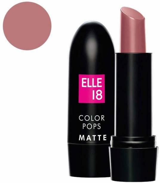ELLE 18 Color Pops Matte Lip Color-MAUVE DATE-W12