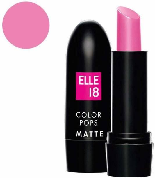 ELLE 18 Color Pops Matte Lip Color-FIRST LOVE-P27