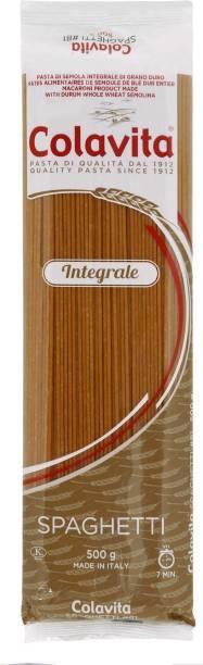 Colavita Spaghetti Pasta (WHOLE WHEAT) Spaghetti Pasta