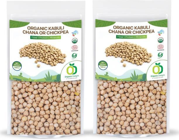 Organic Delight Kabuli Chana (Whole)