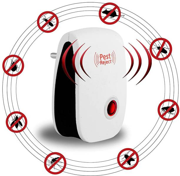 Fitnesstricks Pest Repeller to Repel Rats, Cockroach, Home Pest & Rodent Repelling Electric Insect Killer