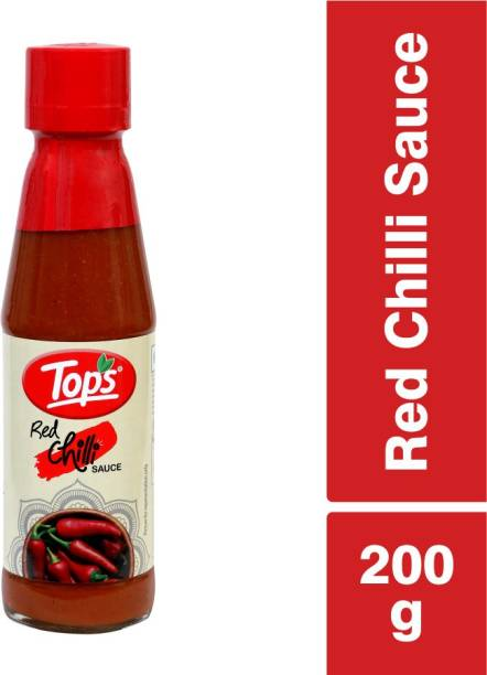 Top's Red Chilli Sauce