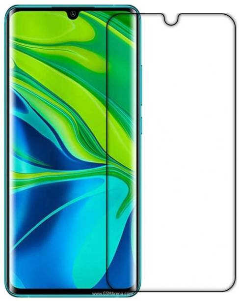 REDDWARF Edge To Edge Tempered Glass for MI NOTE 10