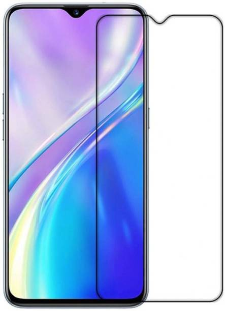 REDDWARF Edge To Edge Tempered Glass for Realme XT