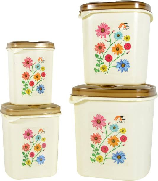 Aone  - 250, 500 ml, 1000 ml, 1500 ml Plastic Grocery Container