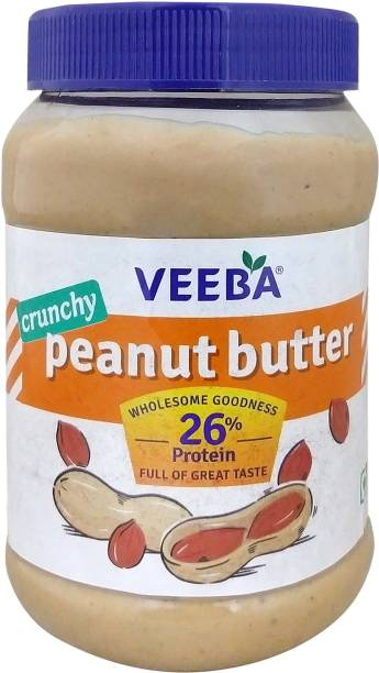 VEEBA Peanut Butter Crunchy 925 g