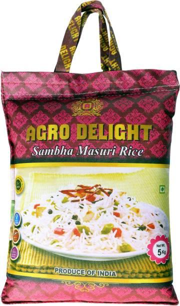 Agro Delight Sambha Sona Masoori Rice