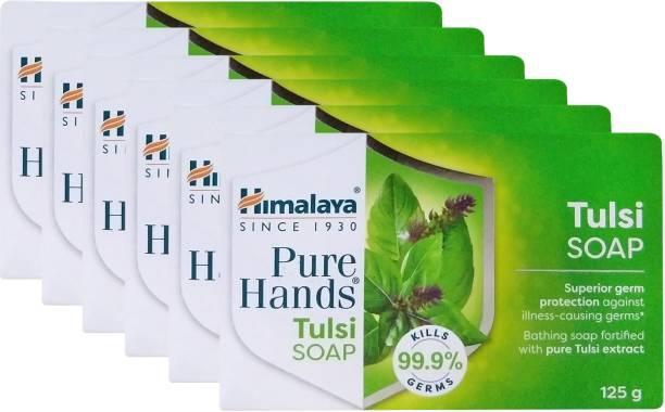 HIMALAYA Pure Hands Tulsi Soap