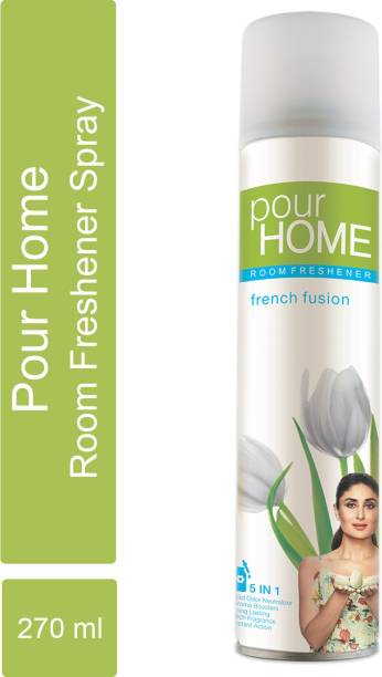 POUR HOME Room Freshener French Fusion 270 Ml Spray
