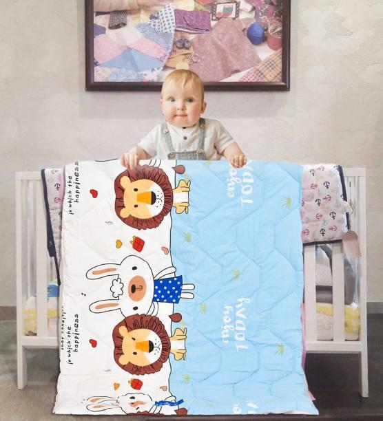 RRC Printed Crib Crib Baby Blanket