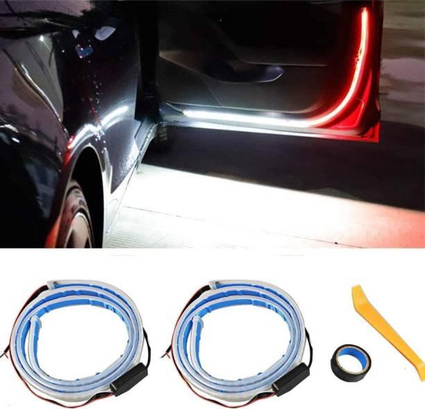 GHANA HUB CAR DOOR WARNING LIGHT 48 INCHES 2 PCS Car Fancy Lights