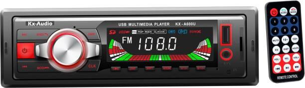 Flipkart SmartBuy FSB-A600U Pro+ BLUETOOTH/USB/SD/AUX/FM/MP3 with Phone Caller Id Receiver Car Stereo Car Stereo