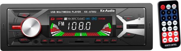 Flipkart SmartBuy FSB-A700U Pro+ BLUETOOTH/USB/SD/AUX/FM/MP3 with Phone Caller Id Receiver Car Stereo Car Stereo