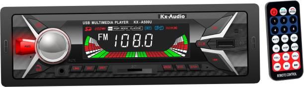 Flipkart SmartBuy FSB-A500U Pro+ BLUETOOTH/USB/SD/AUX/FM/MP3 with Phone Caller Id Receiver Car Stereo Car Stereo