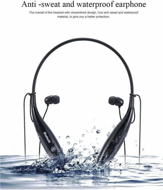 GadgetX HBS-730 sports Wireless Bluetooth Headphones Neckband Bluetooth Headset