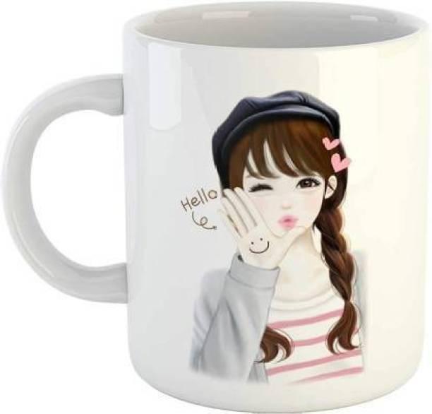 bandhan MRB001 Ceramic Coffee Mug