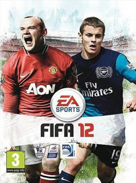 FiFa 12 game ( for PC ) ( 1 DVD In The Box ) (standard)