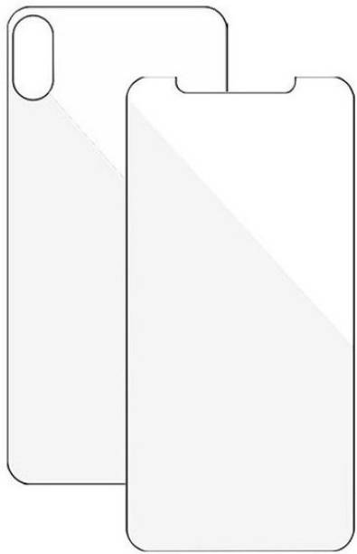 FLAMBOYANT Front and Back Screen Guard for Wiko Slide 2