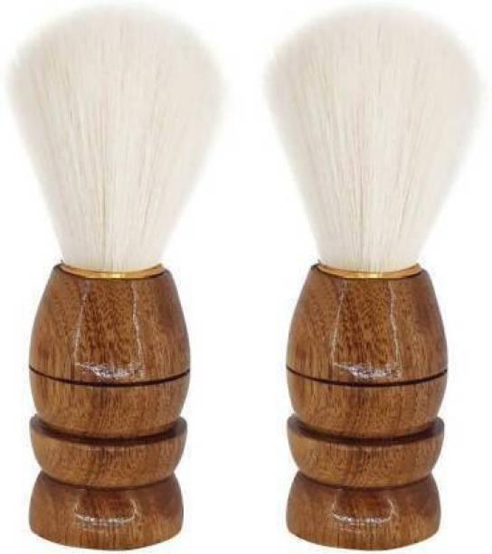 AANU Soft Hair Brush For Men  Shaving Brush
