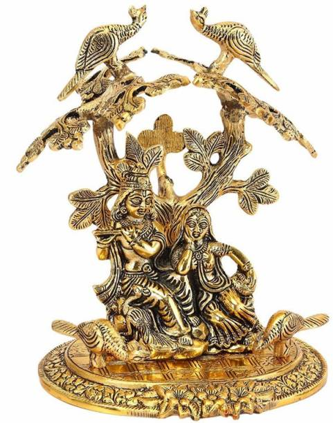 Rajcrafts Showpiece Decorative Table Top Figurine for Living Room Office Bedroom DECOR Decorative Showpiece  -  20 cm