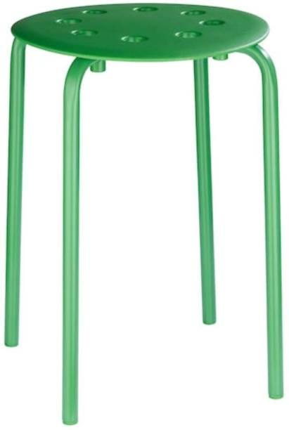 IKEA Stool, Green,45 cm Stool