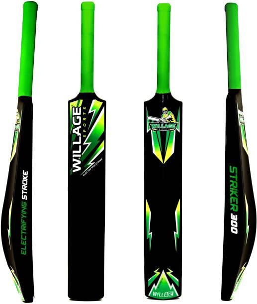 WILLAGE Plastic bat , Plastic bat Standard size , Plastic bat for tennis ball PVC/Plastic Cricket  Bat