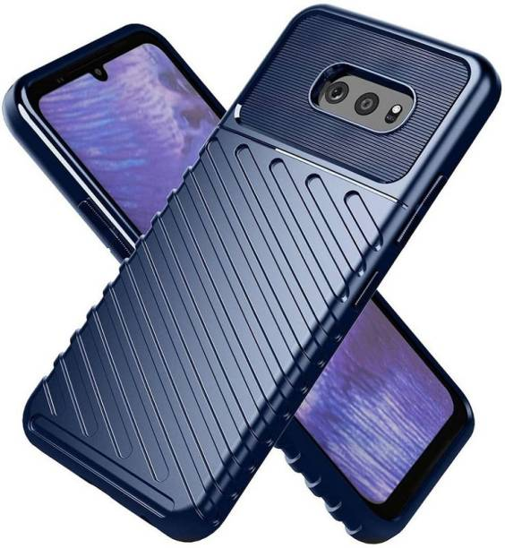 Casewilla Back Cover for LG G8X, LG G8X ThinQ