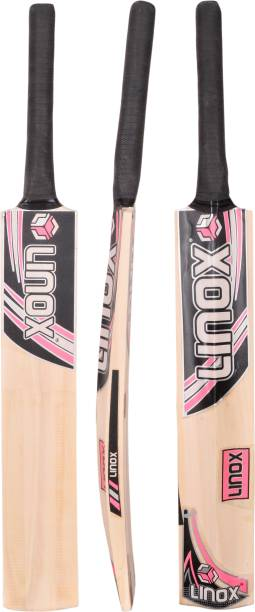 LINOX best quality poplar willow cricket bat Poplar Willow Cricket  Bat