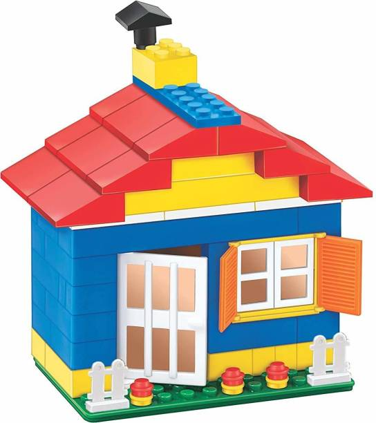 PEZYOX Building Blocks for Kids Easy to Make his her own Design Model Birthday Gift for Boys and Girls 3 4 5 6 7 Year Old
