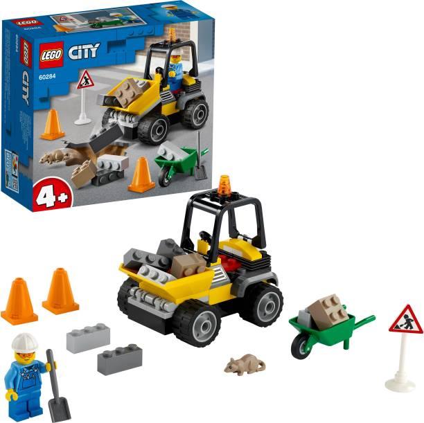 LEGO Roadwork Truck